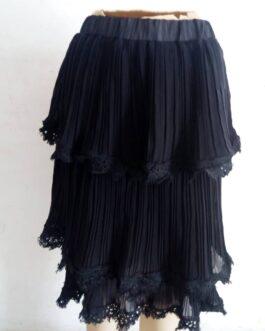 Three layered skirt
